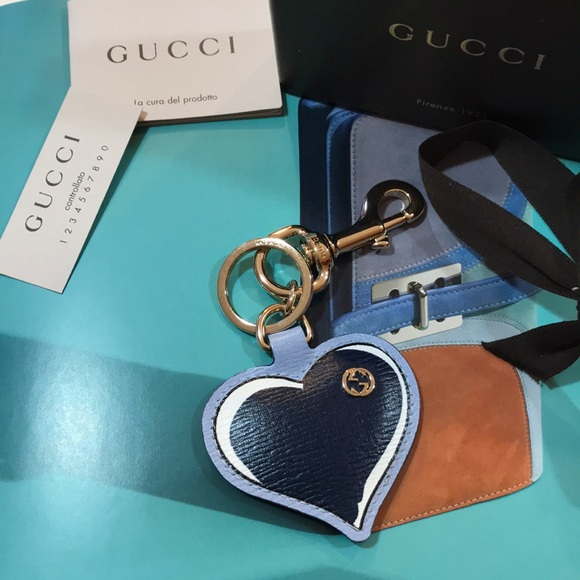 Gucci Accessories - AUTHENTIC GUCCI KEY/BAG CHARM